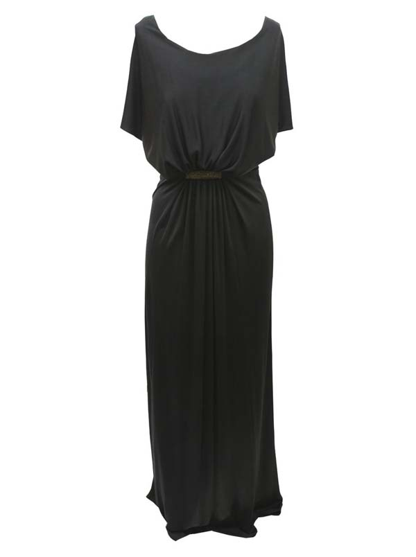 issa-ladies-long-black-silk-jersey-339980-102126 zoom