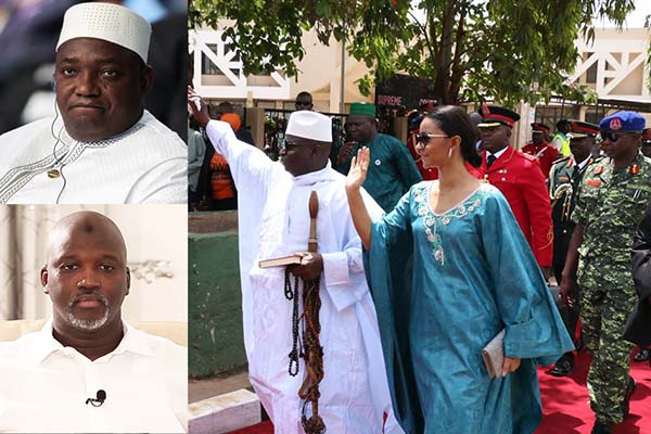 Jammeh's properties COVER
